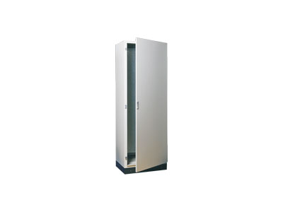 AR8 one piece floor stand cabinet-single door