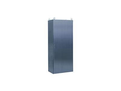 AR8X one piece stainless steel cabinet-single door