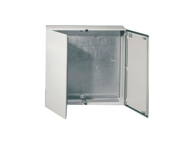 STD,STDD Double door wall mount enclosure