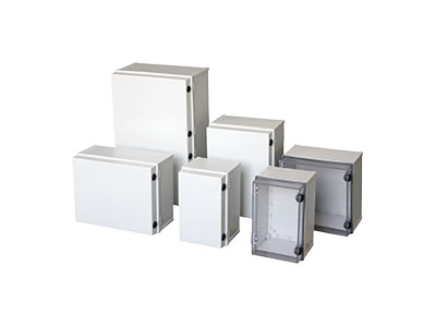 TJ-KG,TJ-KT series Plastic enclosure(lock type)