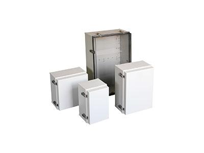 TJ-MG-T,TJ-MT-T series Plastic enclosure(metal latch+hinge type)
