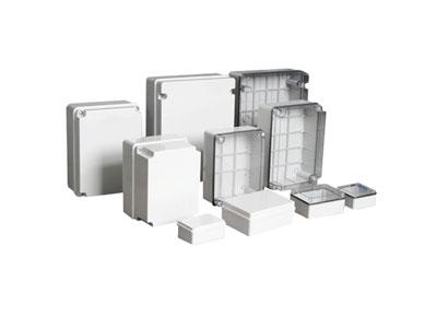 TB-AG,TB-AT series Plastic enclosure