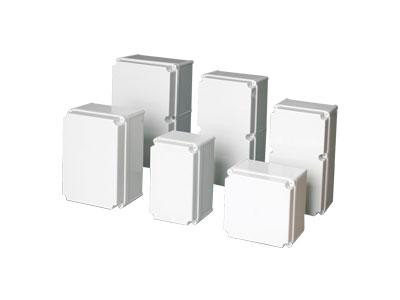 TJ series industrial socket plastic box