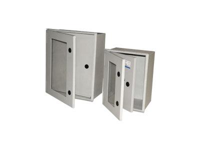 TP Inner door for polyster enclosure
