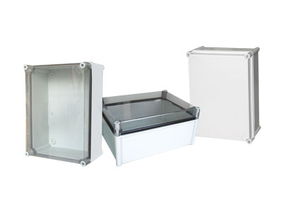 PSG,PST series polyester enclosure