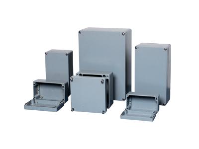 Aluminum enclosure: LV series