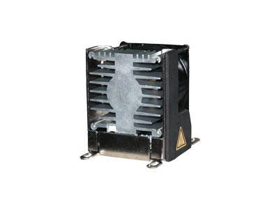 THL 021 series space-saving fan heater